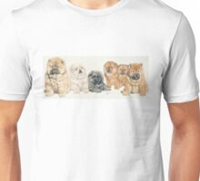 Chow Chow Puppies Unisex T-Shirt