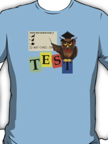 Funny Biology Test Answer  T-Shirt