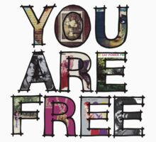 You Are Indeed Free by Matthew Pedrick