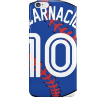 Edwin Encarnacion Baseball Design iPhone Case/Skin