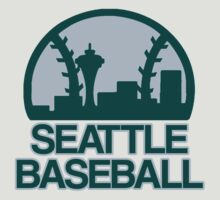 Seattle Baseball by jephrey88