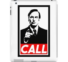 CALL iPad Case/Skin