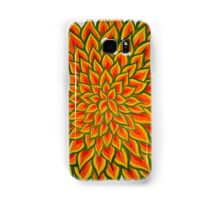 BRIGHT AND BREEZY HOSTA LEAVES Samsung Galaxy Case/Skin
