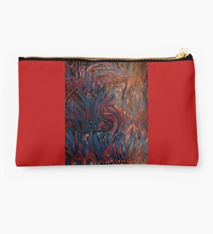 Grass of another world Studio Pouch