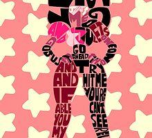 garnet background by RebeccaMcGoran