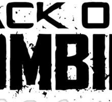 Black ops 2 Zombies Sticker