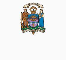 Coat of Arms of Edmonton  Unisex T-Shirt