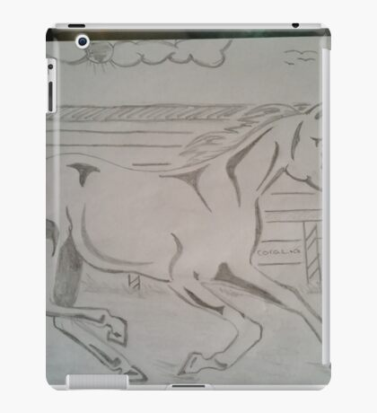 joyable runner  iPad Case/Skin