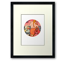 Adventure Steven Framed Print