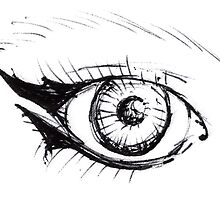 Sketch Eye by Cleave