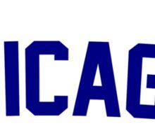 Go Cubs Go! Chicago Cubs 2015 Sticker