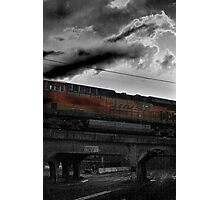 Train Photographic Print