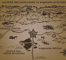 Carte du Royaume by Lindis
