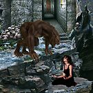 Werewolf and the Maiden by LoneAngel