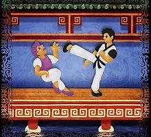 kungfu by likelikes