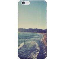 Golden Coast  iPhone Case/Skin