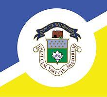 Flag of Winnipeg  by abbeyz71