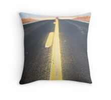 Line Throw Pillow