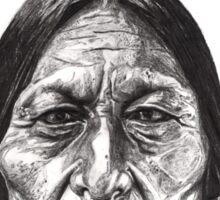 Chief Sitting Bull Sticker