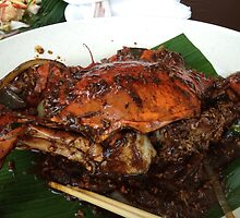 Black pepper crab by anibubble