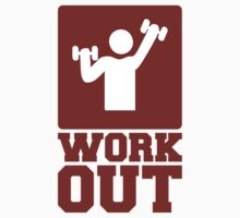 Work Out by tshirtdesign