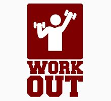 Work Out Unisex T-Shirt