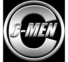 Dr Sheldon Cooper's C-Men Photographic Print