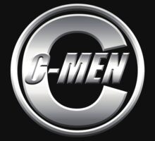 Dr Sheldon Cooper's C-Men by kerchow