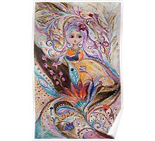 My little fairy Olivia Poster