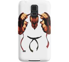 Ryu - First Round Samsung Galaxy Case/Skin