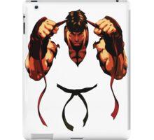 Ryu - First Round iPad Case/Skin