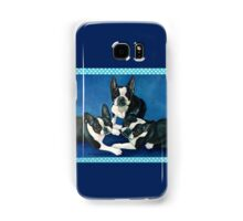 Boston Terriers Samsung Galaxy Case/Skin
