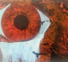 Eye Of The Tiger by SpacedPainter
