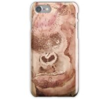 Angry Gorilla iPhone Case/Skin
