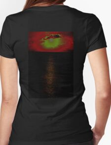 The Sunset Collection-Irish Design Womens Fitted T-Shirt