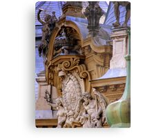 A Disneyland of Architecture Metal Print