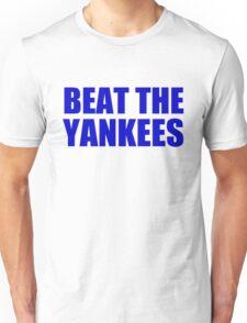 New York Mets - BEAT THE YANKEES Unisex T-Shirt