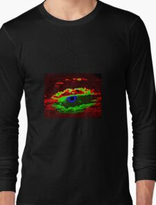 The Sunset Collection-Irish Design Long Sleeve T-Shirt