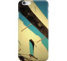 Alcatraz ruin iPhone Case/Skin
