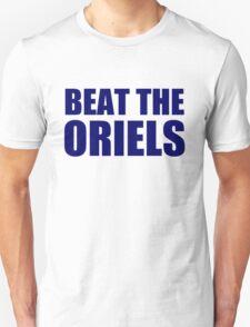 Washington Nationals - BEAT THE ORIELS Unisex T-Shirt