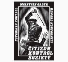 Citizen Kontrol Soziety by GentryRacing