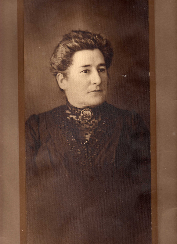 NURSE MATHISON MY GREAT GRANDMOTHER   1906 by DIANEPEAREN