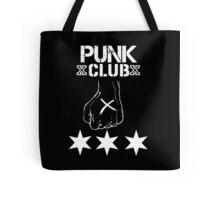 Punk Club T - Shirt Tote Bag