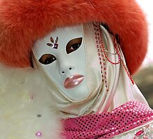 Venice - Carnival  Mask Series 03 by paolo1955