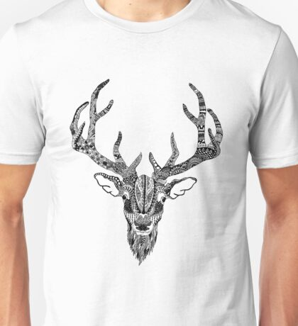 A Tangle of Antlers Unisex T-Shirt