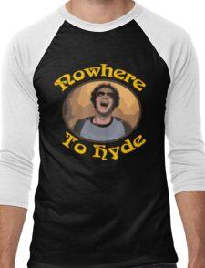 70s Show - Nowhere To Hyde #3 Men's Baseball ¾ T-Shirt