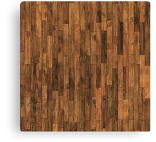 wooden texture background Canvas Print