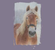 Winter Horse  - JUSTART © Kids Tee