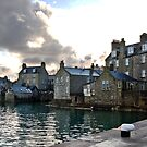 Lerwick Harbour, Shetland Islands, Scotland by Del419