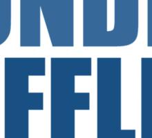 Dunder Mifflin The Office Logo Sticker